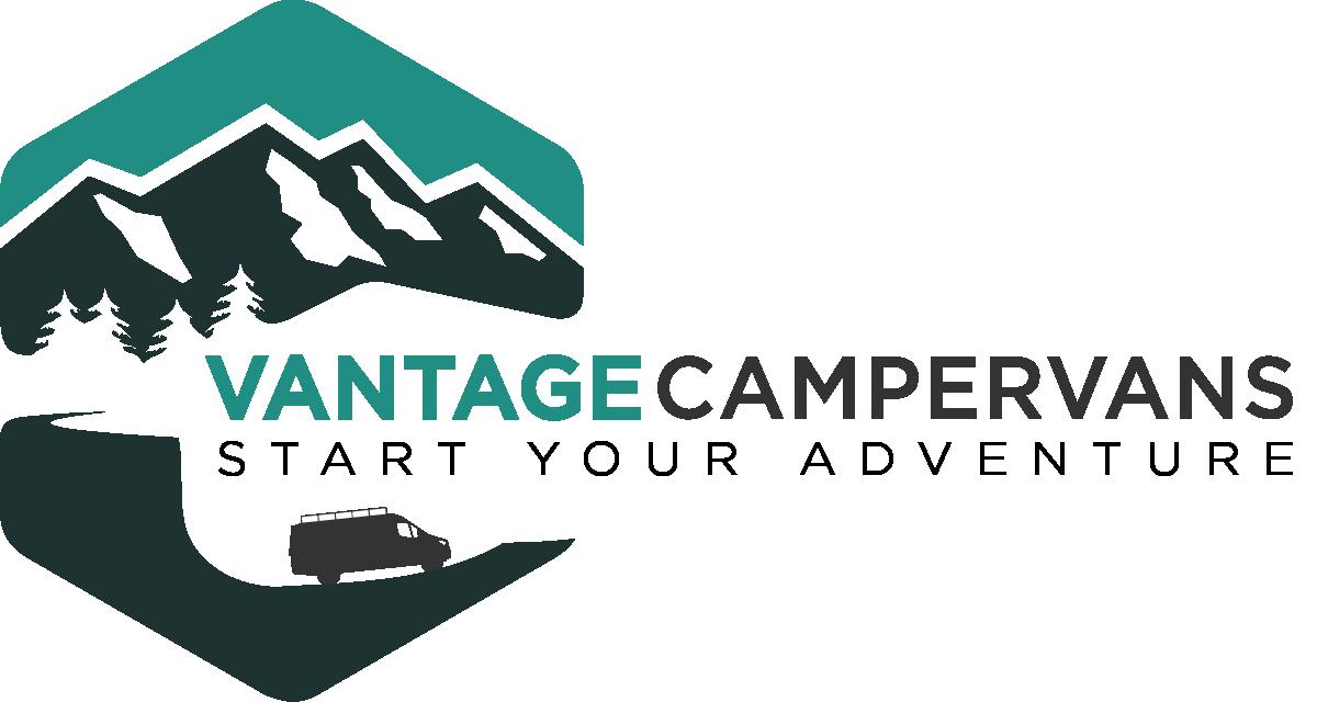 vantage campervans logo