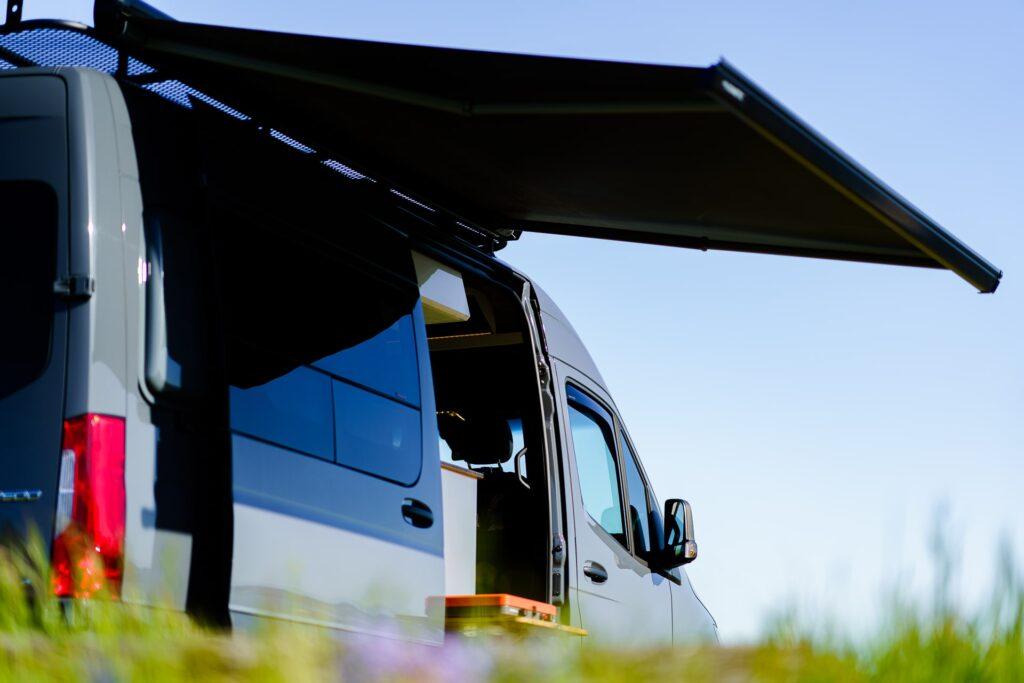 vantage camper conversion